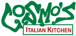 Cosmos Italian Kitchen Logo